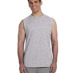 100% Cotton Sleeveless T-Shirt