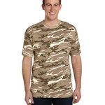Ringspun Heavyweight Camouflage T-Shirt